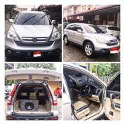 Honda CRV 2.0 AT 2009. Kondisi Mobil Seperti Difoto Dan Siap Pakai. (20044051) di Kota Medan