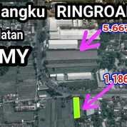 Lahan Komersil Sangat Strategis, Yogyakarta (20048435) di Kota Yogyakarta