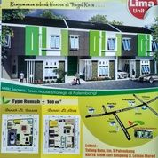 Hunian Eksklusif Talang Ratu Residence, Town House Strategis Di Kota Palembang