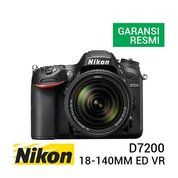 Camera Action Nikon D7200 (20065755) di Kota Jakarta Pusat
