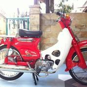 Honda C70 Sekuter Kesayangan (20065883) di Kota Palembang