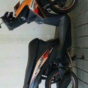 Motor Bekas Bandung Kota Honda Beat 2014 Sporty Hitam Orange Pajak Baru Setor (20074383) di Kota Bandung