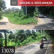 Kavling Jl. Raya Mancak, Serang, 55.000 M, SHM (20083691) di Kab. Serang