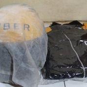 Helm Dan Jaket Uber (20091823) di Kota Tangerang Selatan