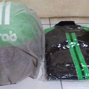 Helm Dan Jaket Grab Second Belum Pernah Pakai (20091835) di Kota Tangerang Selatan