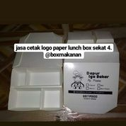 Paper Lunch Box Sekat (20101795) di Kota Jakarta Barat