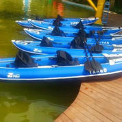 Zebec Kayak Tango Kapasitas 2 orang