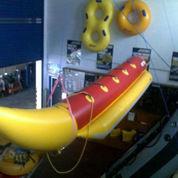 Banana Boat Zebec Made In Korea Kapasitas 5 Orang