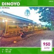 Tanah + Cafe Luas 241 Daerah Joyo Agung Dinoyo Kota Malang _ 303.19 (20110887) di Kota Malang