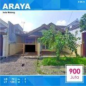 Rumah Murah Luas 120 Daerah PBI Araya Kota Malang _ 306.19 (20111019) di Kota Malang