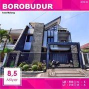 Rumah Mewah 3 Lantai Luas 315 Daerah Borobudur Suhat Kota Malang _ 310.19 (20111787) di Kota Malang