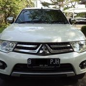 Pajero Sport Exceed VGT (4x2) 2013 Diesel Matic Putih