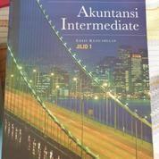 """Buku """"Akuntansi Intermediate"""" Edisi Ke 12, Jilid 1 (20117139) di Kota Bandung"""
