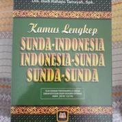 "Buku ""Kamus Lengkap Sunda-Indonesia,Indonesia-Sunda"" + Sampul"