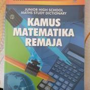 """Buku """"Kamus Matematika Remaja"""" Untuk SMP"""