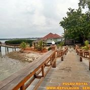 Menginap 2H 1M Di Pulau Royal Via Ancol (20119487) di Kota Jakarta Timur