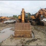 SEWA Excavator Hyundai R520LC-9S, Tahun 2015 (20140295) di Kab. Lahat