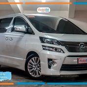 Vellfire Z Premium Sound 2.4 Automatic 2013 Mobil88 Sungkono (20140487) di Kota Surabaya