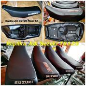Replika Jok Suzuki TS125.