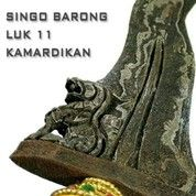 Keris Singo Barong Luk 11 Kamardikan Mirip Sepuh (20149487) di Kab. Sukoharjo
