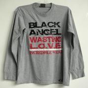 Kaos Anak Size M Preloved