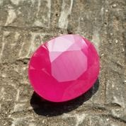 Batu Pink Sapphire Cutting Permata (20166671) di Kota Jakarta Barat