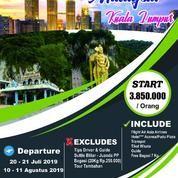 Paket Wisata Malaysia 2D1N (20173435) di Kota Kediri