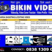 JASA BIKIN VIDEO DAN EDIT VIDEO MURAH (20173459) di Kota Tangerang Selatan