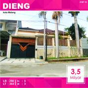 Rumah Bagus 2 Lantai Luas 364 Daerah Bukit Dieng Kota Malang _ 687.18 (20175155) di Kota Malang
