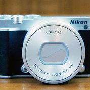 Kamera Mirrorless NIKON 1 J5 Kit 10-30mm VR   20.8MP   4K   Bonus (20175383) di Kota Jakarta Selatan