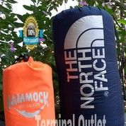 Paket Sleeping Bag 3 Layer + Hammock Tebal
