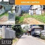 Kavling Cantiga, Tanggerang, 10x30m, SHM (20181287) di Kota Tangerang