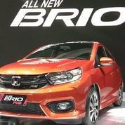 All New Honda Brio Satya RS 2019 Surabaya