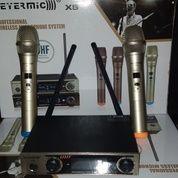 Microphone Werless Beyer X-5 Uhf 2 Mic