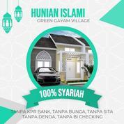 Hunian Islami Konsep Pembayaran 100% Syariah Fasilitas Rumah Tahfidz (20187915) di Kab. Jember