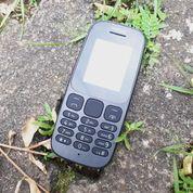 Hape Nokia 105 2017 Dual SIM Seken Mulus (20192267) di Kota Jakarta Pusat