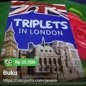 Kembar Tiga Berpetualang Di London