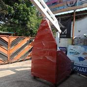 Ring Basket Portabel | Ring Basket Dorong - Long Boom - Tidak Bisa Dilipat (20200451) di Kota Bogor