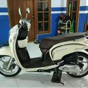 Motor Bekas Plat Ag Tulungagung Honda Scoooy 2016 Pajak On Terawat Km Rendah (20201987) di Kab. Tulungagung