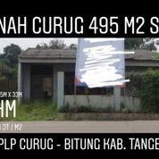 Tanah 495m2 SHM Jl Plp Curug - Legok Kab Tangerang (20202247) di Kab. Tangerang