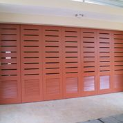 Pintu Garasi Besi, Pintu Garasi Besi Sliding, Pintu Garasi Lipat, Harga Pintu Garasi Besi Minimalis (20204815) di Kota Surabaya