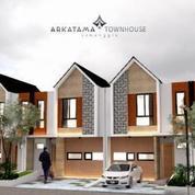 Rumah 2 Lantai Di Cimanggis Sukatani Depok - Arkatama Town House (20207691) di Kota Depok