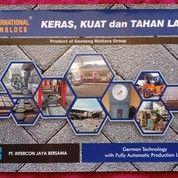 Pabrik PAVING - INTERNATIONAL CONBLOCK Tangerang