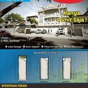 Ruko Mewah Berkualitas Desain Classic Mewah Termurah Surabaya