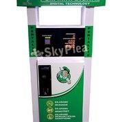 Pom Mini Digital Portable 1 Nozzle Hijau Kapasitas 200liter (20215683) di Kota Tangerang