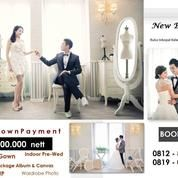 "Over DP Bridal ""NEW BRIDES"" Di Jakarta Berlaku S/D 2021 (20221487) di Kota Jakarta Utara"