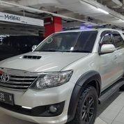 Toyota Fortuner G Thn 2015 Silver