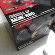 Steering Wheel PC : Logitech Wingman Formula GP Rubber With Pedals