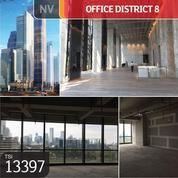 Office District 8, Tower Prosperity, SCBD, Jakarta Selatan, 128 M, Lt 5, PPJB (20228911) di Kota Jakarta Barat