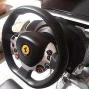 Steering Racing Wheel : Thrustmaster TX Ferrari 458 Italia Edition - Xbox One (20231827) di Kota Jakarta Barat